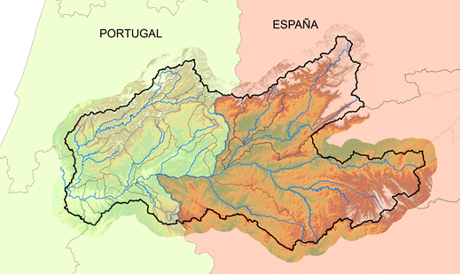 Outline proposal of the design for the joint hydrological information communication system in the border section of the Tagus River Basin – Sicoinfronjo (Spain-Portugal)