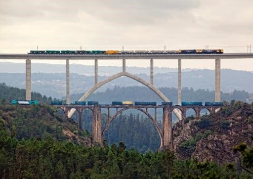 Load testing and bridges inspections of high-speed rail Madrid - Galicia. Section: Silleda (Carboeiro) - Santiago (Spain)