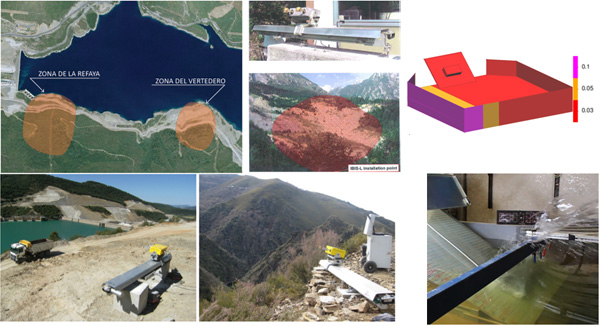 Development of Tools for the Analysis of Stability on Slopes with Potential Risk to Critical Infrastructures. XLIDE