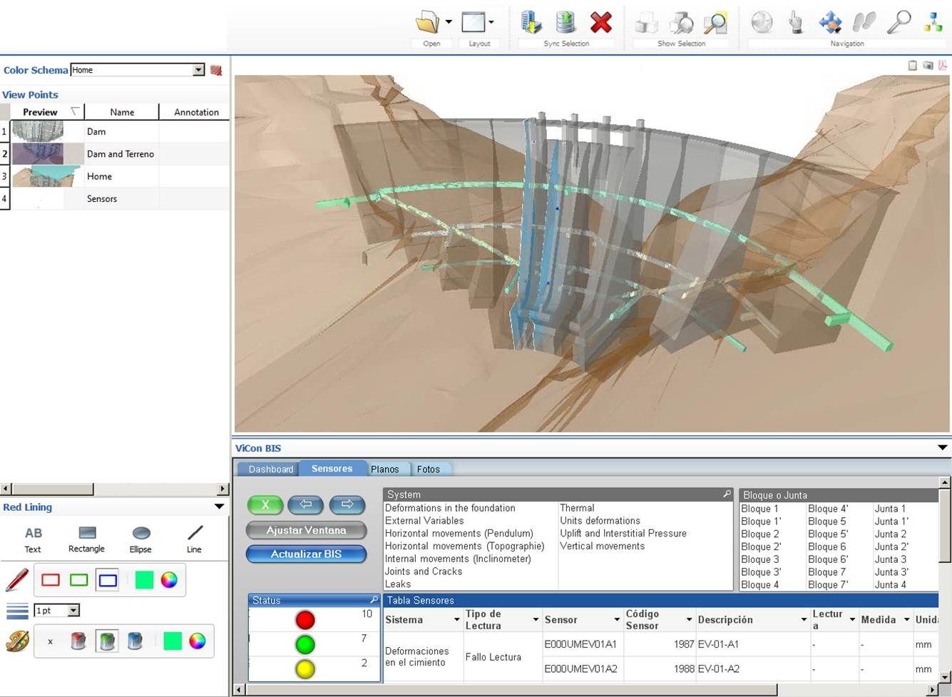 NEW STRUCTURAL HEALTH MONITORING TECHNIQUES INTEGRATED WITH BIM