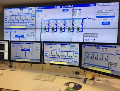 Taibilla's Canals Community renews its confidence on OFITECO for its SCADA control centre operation