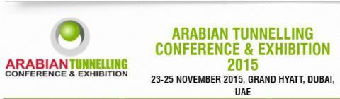 TunnelDATA, 3rd Arabian Tunnelling Conference
